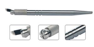 Microblading blade