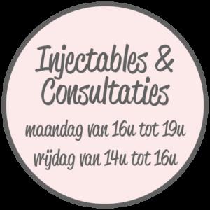 Dermatopigmentatie Injectables en consultaties