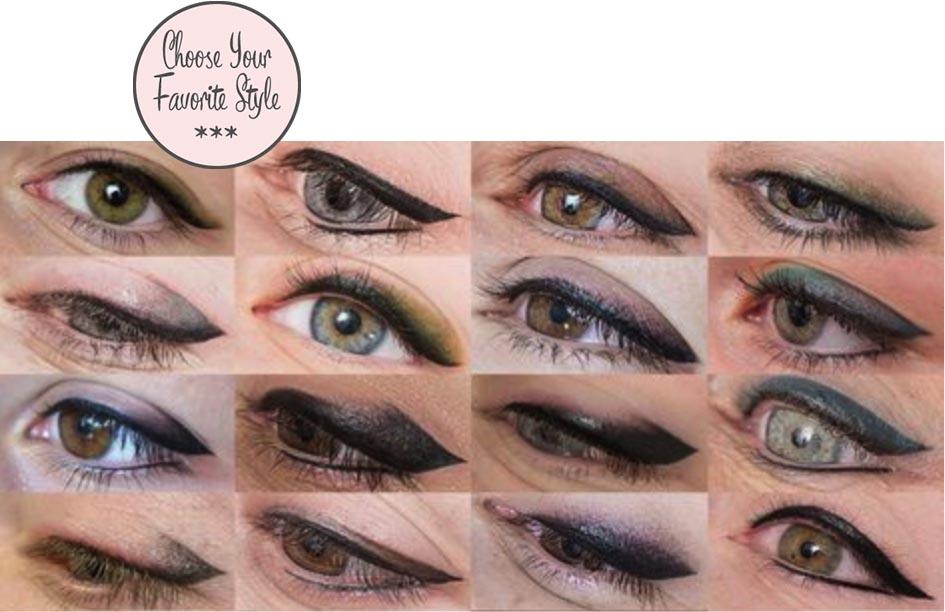 Extremement Stardust eye-liner - Permanente make-up ogen - Bekijk onze prijzen WA-37