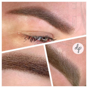 Ombré Powder Brows 9-9