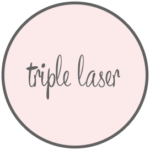 Dermatopigmentatie Triple Laser ontharing