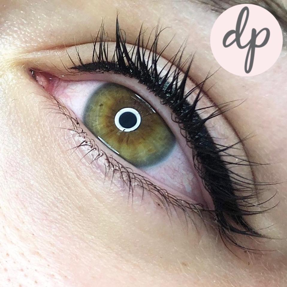 infraliner permanente make up ogen dermatopigmentatie