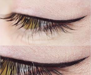 semi permanente eyeliner