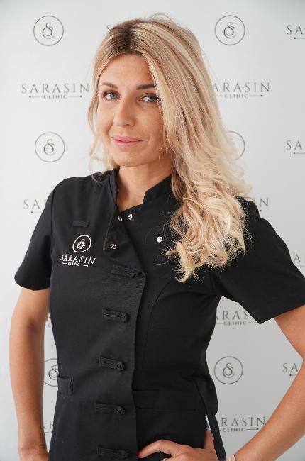 Sarah patiënt coordinator sarasin clinic Gent