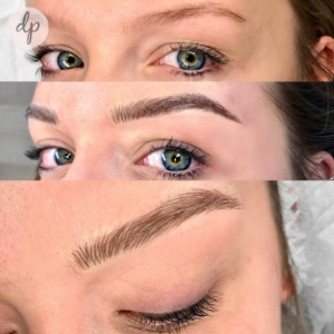 Dermatopigmentatie PoWer brows 1