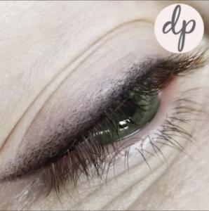 Dermatopigmentatie stardust eyeliner