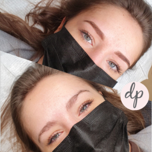 Dermatopigmentatie Powder Brows