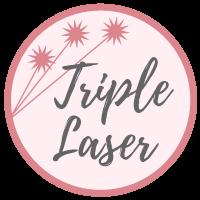 Dermatopigmentatie Triple Laser Icoon