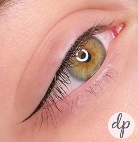 Dermatopigmentatie eyeliner PMU