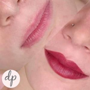 permanente make up lippen dermatopigmentatie