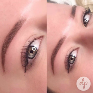 Dermatopigmentatie chabeli powderbrows brown