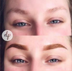 Dermatopigmentatie chabeli powderbrows softbrown